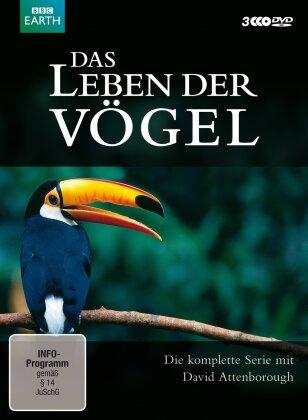 Das Leben der Vögel (BBC Earth, 3 DVD)