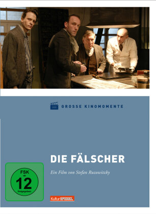 Die Fälscher (2007) (Grosse Kinomomente)