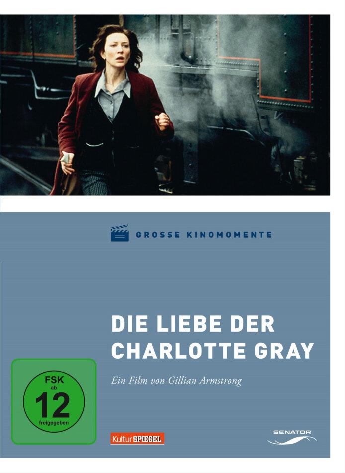 Die Liebe der Charlotte Gray (2001) (Grosse Kinomomente)