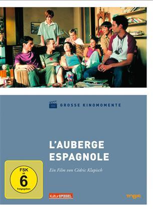 L'auberge espagnole - Barcelona für ein Jahr (2002) (Grosse Kinomomente)