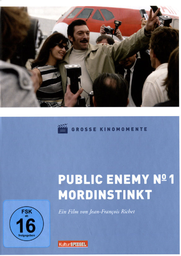 Public Enemy No. 1 - Mordinstinkt (2008) (Grosse Kinomomente)