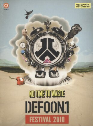 Defcon.1 - No Time to Waste 2010