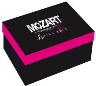 Mozart - L'opéra rock (Deluxe Edition, 2 DVDs)