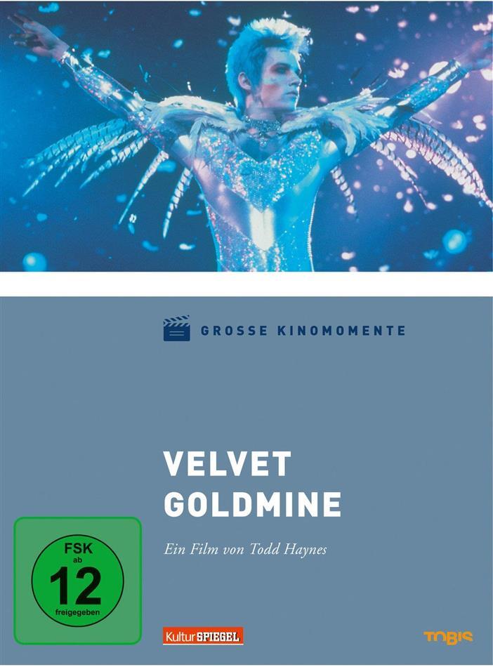 Velvet goldmine (1998) (Grosse Kinomomente)