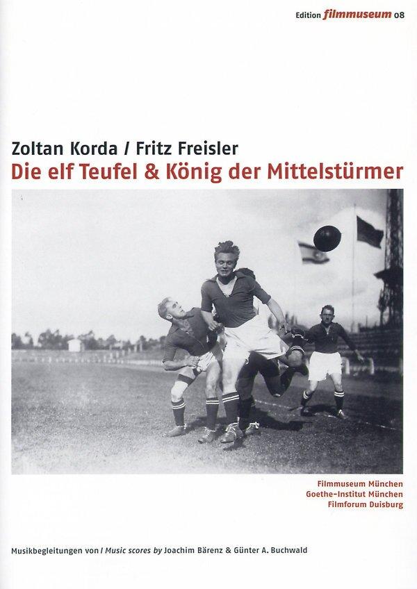 Die elf Teufel / König der Mittelstürmer (Trigon-Film, 2 DVDs)