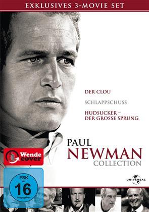Paul Newman Collection - Der Clou / Schlappschuss / Hudsucker (3 DVDs)