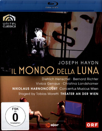 Concentus Musicus Wien, Nikolaus Harnoncourt, … - Haydn - Il mondo della luna