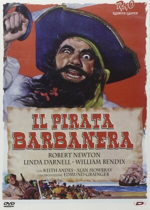 Il pirata Barbanera (1952) (s/w)