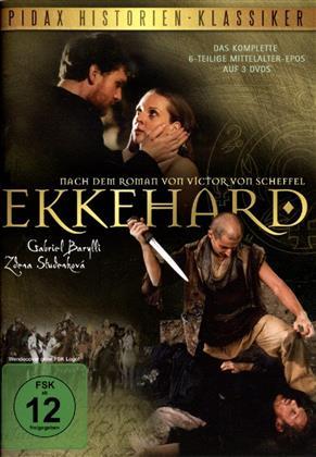 Ekkehard - Die komplette Serie (3 DVDs)