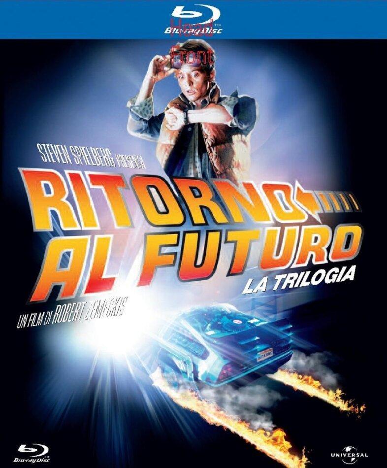 Ritorno al futuro - La Trilogia (25th Anniversary Edition, 3 Blu-rays)