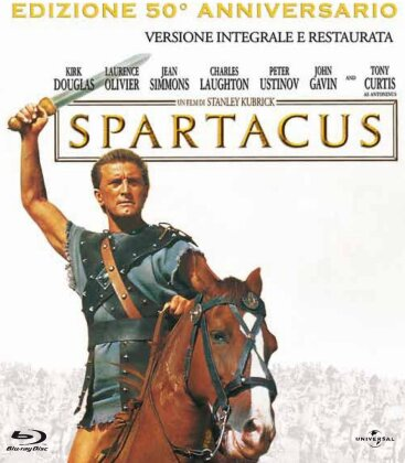 Spartacus (1960) (55th Anniversary Edition)