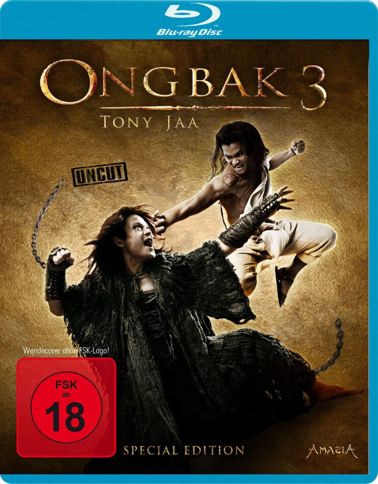 Ong Bak 3 (2010) (Special Edition, Uncut)