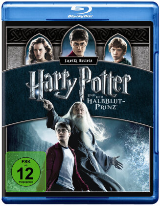 Harry Potter und der Halbblutprinz (2009) (Single Edition)