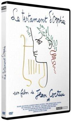 Le testament d'Orphée (1959) (s/w)