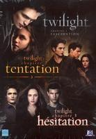 Twilight - Chapitre 1-3 (Limited Edition, 3 DVDs)