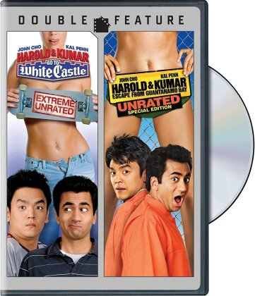 Harold & Kumar go to White Castle / Harold & Kumar Escape from Guantanamo Bay (2008)