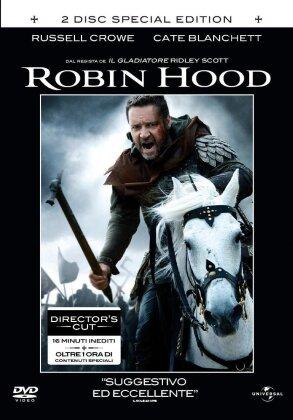 Robin Hood (2010) (Director's Cut, Edizione Speciale, 2 DVD)
