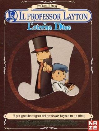 Il Professor Layton e l'eterna Diva (Collector's Edition, Blu-ray + 2 DVDs)