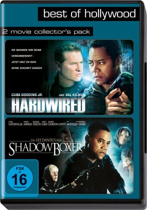 Hardwired / Shadowboxer - Best of Hollywood 105 (2 Movie Collector's Pack)
