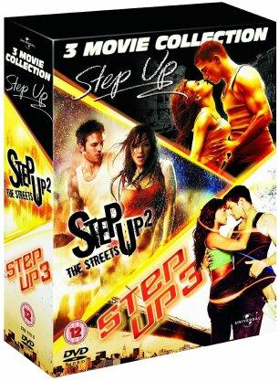 Step Up 1-3 - Box set (3 DVD)