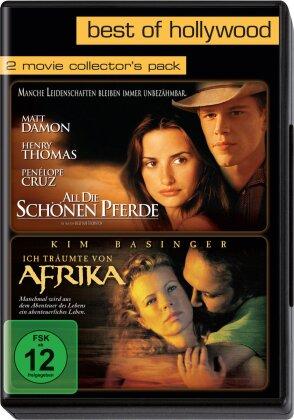 All die schönen Pferde / Ich träumte von Afrika - Best of Hollywood 94 (2 Movie Collector's Pack)