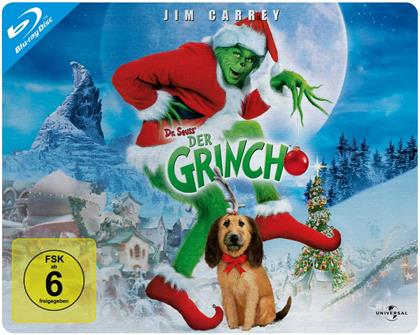 Der Grinch - (Querformat) (2000) (Steelbook)