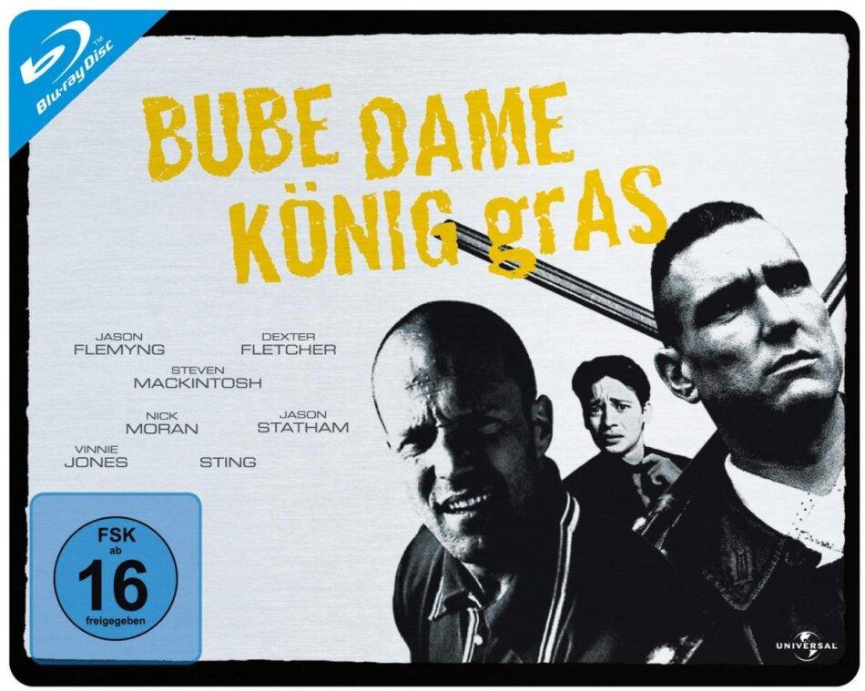 Bube Dame König Gras - (Querformat - Steelbook) (1998)