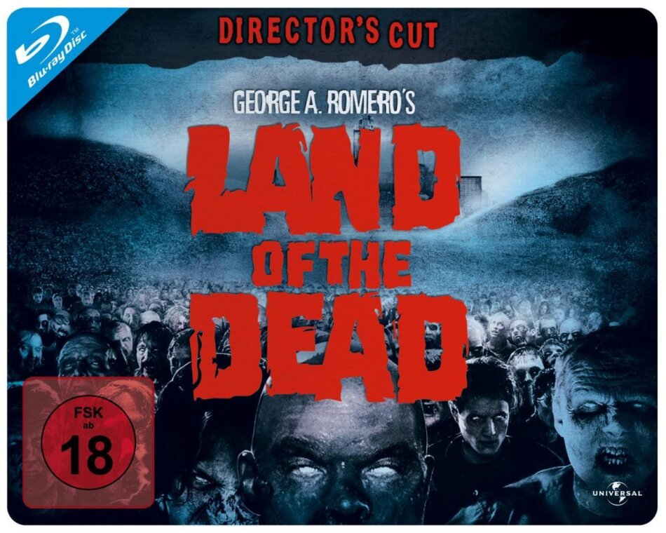 Land of the dead - (Querformat) (2005) (Steelbook)