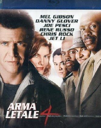 Arma letale 4 (1998)