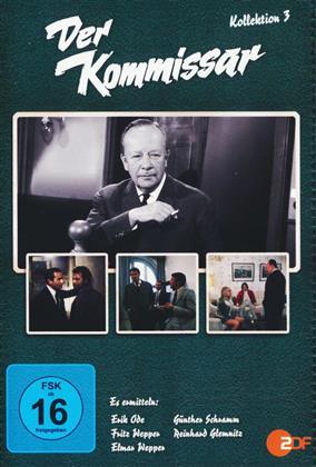 Der Kommissar - Kollektion 3 (s/w, 6 DVDs)