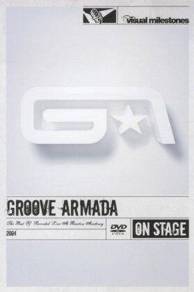 Groove Armada - Best of - Live at Brixton (Visual Milestones)