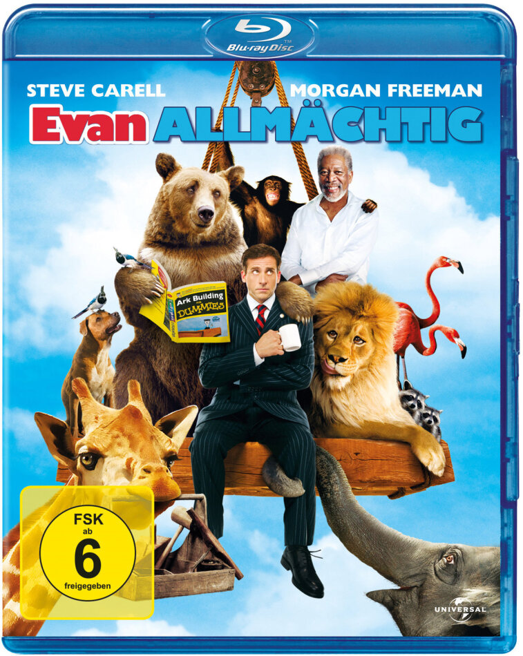 Evan Allmächtig (2007)