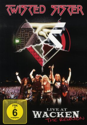 Twisted Sister - Live At Wacken - The Reunion (DVD + CD)