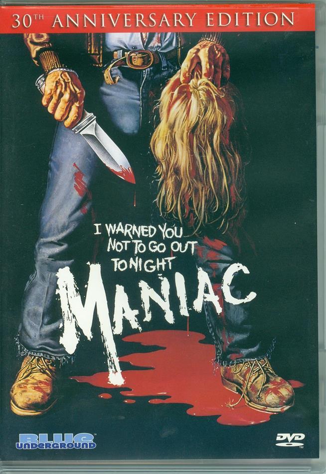 Maniac (1980) (Unzensiert, 30th Anniversary Edition, Uncut, 2 DVDs)
