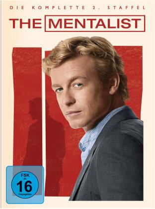 The Mentalist - Staffel 2 (5 DVDs)