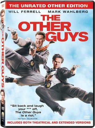 The Other Guys (2010) (The Unrated Other Edition)