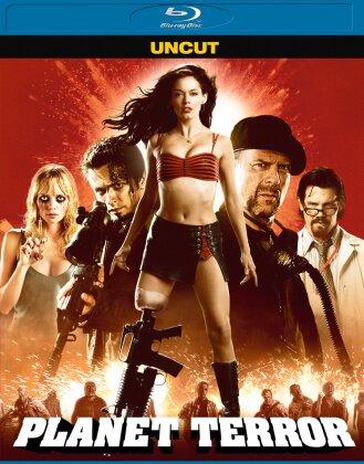 Grindhouse - Planet Terror (2007) (Uncut)