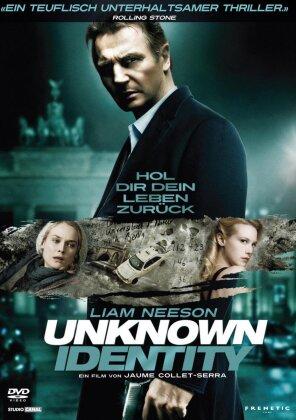 Unknown Identity - Unknown (2011) (2011)