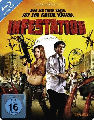 Infestation (2009) (Limited Edition, Steelbook)
