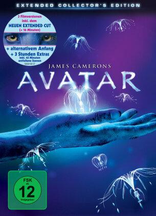 Avatar - Aufbruch nach Pandora (2009) (Extended Collector's Edition, 3 DVDs)