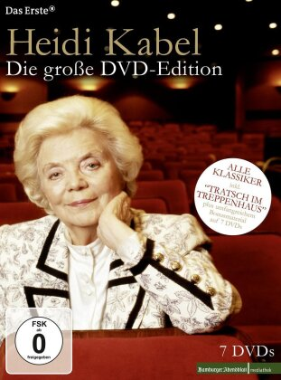 Heidi Kabel - Die grosse DVD-Edition (7 DVDs)