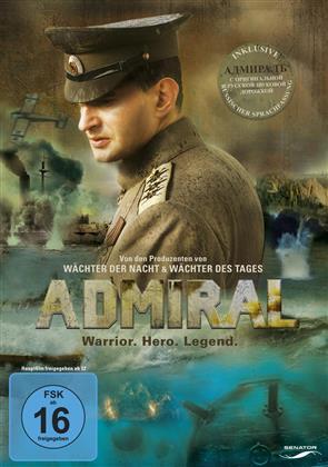 Admiral - Warrior. Hero. Legend. (2008)