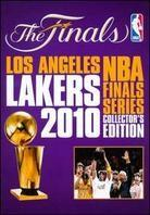 NBA: Finals Series - Los Angeles Lakers 2010 (Collector's Edition, 8 DVDs)