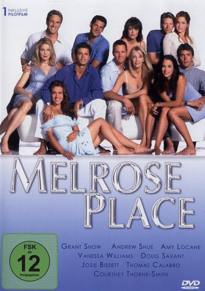 Melrose Place - (Episode mit Pilotfilm)