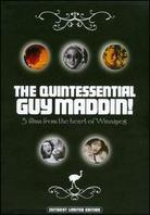 The Quintessential Guy Maddin (4 DVDs)