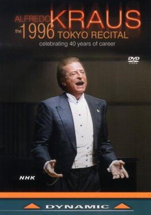 Kraus Alfredo - 1996 Tokyo Recital