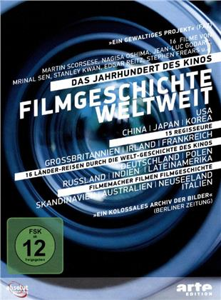 Filmgeschichte weltweit (7 DVDs)