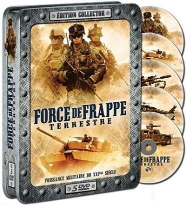 Force de Frappe - Terrestre (Steelbook, 5 DVDs)