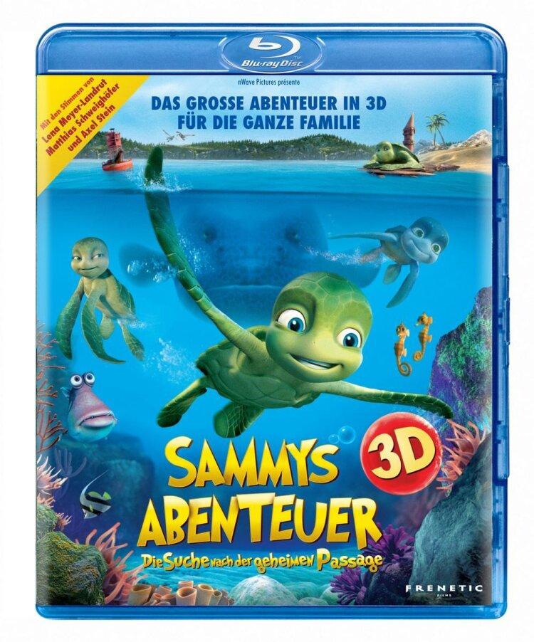 Sammys Abenteuer - Die Suche nach der geheimen Passage (2010)