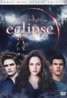 Twilight 3 - Eclipse (2010) (Deluxe Edition, 3 DVDs)